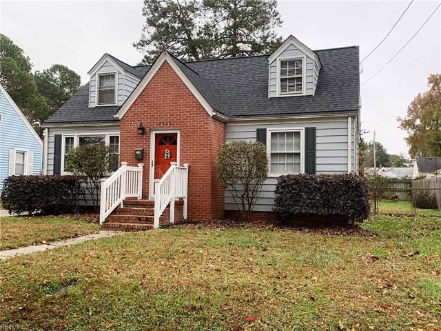 4105 Race St, Portsmouth, VA 23707 (#10289656) :: Berkshire Hathaway HomeServices Towne Realty