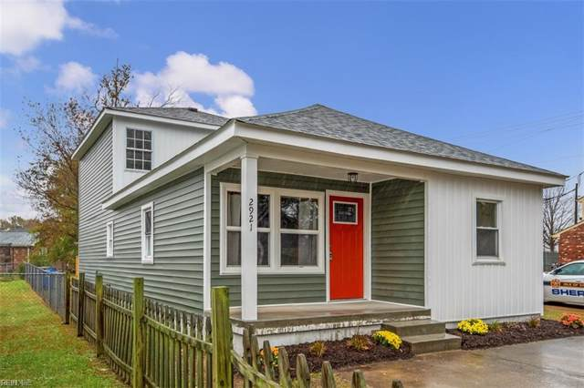 2921 Watson St, Portsmouth, VA 23707 (#10289963) :: Berkshire Hathaway HomeServices Towne Realty