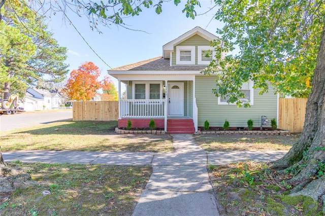 1701 Lansing Ave, Portsmouth, VA 23704 (MLS #10290328) :: Chantel Ray Real Estate
