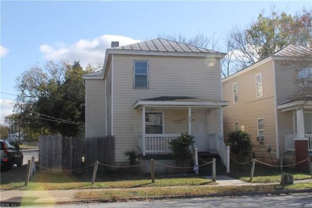 214 Oak St, Suffolk, VA 23434 (#10290380) :: Atkinson Realty