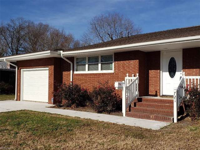 721 Halifax Ave, Hampton, VA 23663 (#10290520) :: Upscale Avenues Realty Group