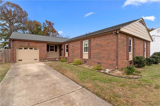 321 Fort Worth St, Hampton, VA 23669 (#10290652) :: Kristie Weaver, REALTOR