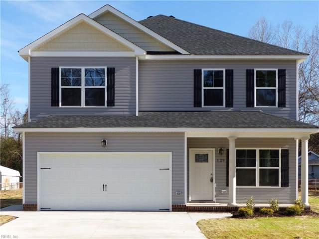 129 Kenmore St, Suffolk, VA 23434 (MLS #10291454) :: Chantel Ray Real Estate