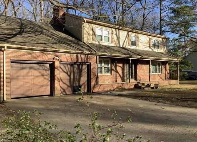 8 Kathy Dr, Poquoson, VA 23662 (MLS #10291695) :: Chantel Ray Real Estate