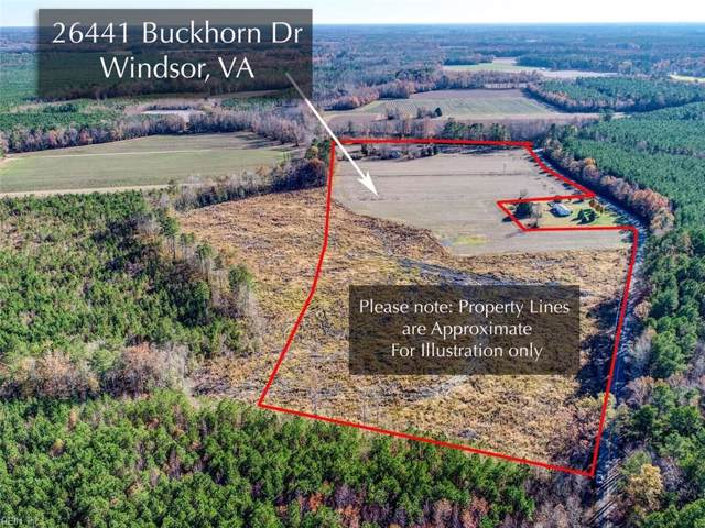 26441 Buckhorn Dr, Isle of Wight County, VA 23487 (#10291769) :: RE/MAX Central Realty