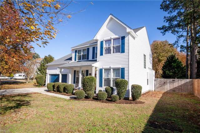 248 Lane Cres, Isle of Wight County, VA 23430 (#10291993) :: Abbitt Realty Co.