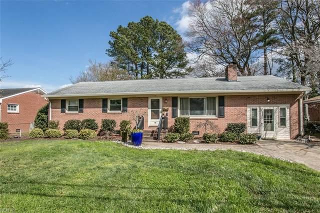 112 Parker Ave, Newport News, VA 23606 (#10292042) :: Atlantic Sotheby's International Realty