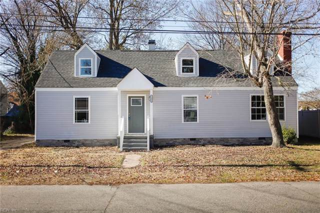 1008 Jewell Ave, Portsmouth, VA 23701 (MLS #10292488) :: Chantel Ray Real Estate