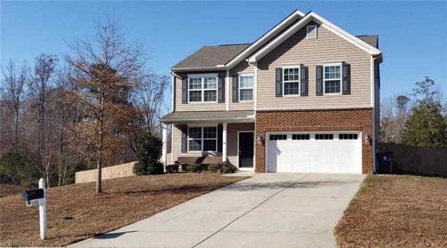 152 Marywood Dr, James City County, VA 23185 (#10292667) :: Berkshire Hathaway HomeServices Towne Realty