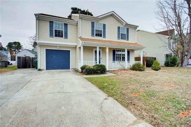 1409 Falcon St, Suffolk, VA 23434 (MLS #10292860) :: Chantel Ray Real Estate