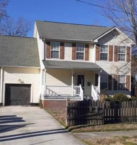 1316 Richmond Ave, Portsmouth, VA 23704 (#10294377) :: Berkshire Hathaway HomeServices Towne Realty