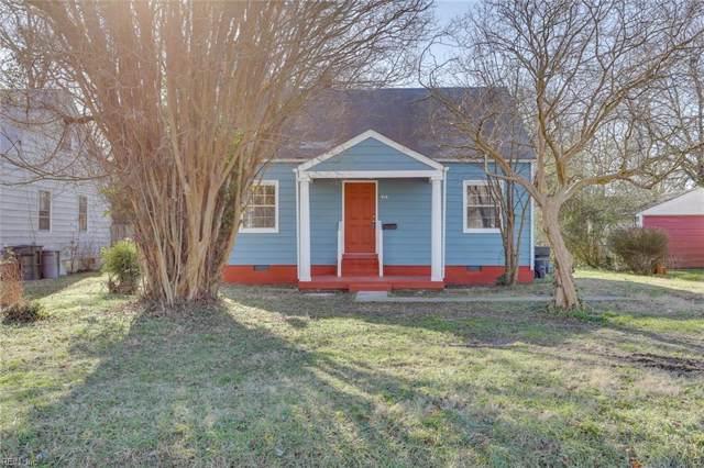519 Chapel St, Hampton, VA 23669 (#10294540) :: Rocket Real Estate