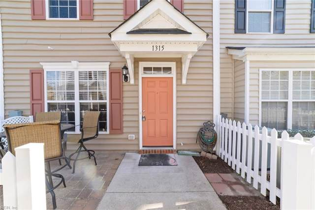 1315 Teton Cir #70, Suffolk, VA 23435 (MLS #10294544) :: Chantel Ray Real Estate