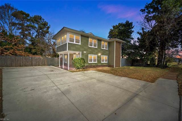3410 Hartford St, Portsmouth, VA 23707 (MLS #10294591) :: Chantel Ray Real Estate