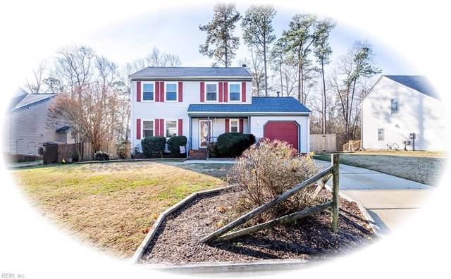 141 Canterbury Rn, Newport News, VA 23602 (MLS #10295030) :: Chantel Ray Real Estate