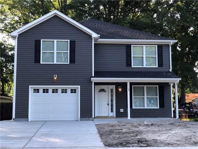 1437 Salton Dr, Chesapeake, VA 23325 (MLS #10295038) :: Chantel Ray Real Estate