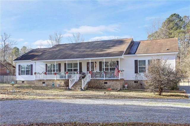 28422 Holly Run Dr, Isle of Wight County, VA 23315 (#10295360) :: Atkinson Realty