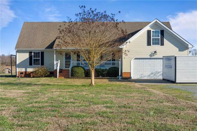 19015 Black Creek Rd, Southampton County, VA 23851 (MLS #10296413) :: Chantel Ray Real Estate