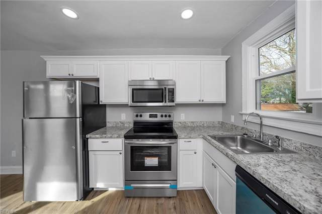 802 Powhatan Pw, Hampton, VA 23661 (MLS #10296460) :: Chantel Ray Real Estate