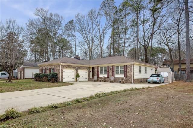51 Ridgewood Pw, Newport News, VA 23608 (MLS #10296653) :: Chantel Ray Real Estate