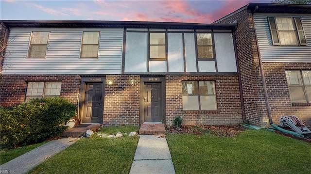 285 Merrimac Trl #52, Williamsburg, VA 23185 (MLS #10296667) :: Chantel Ray Real Estate
