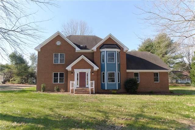 207 Crescent Dr, James City County, VA 23188 (MLS #10296750) :: Chantel Ray Real Estate