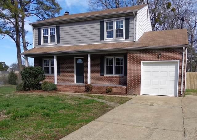 319 Fort Worth St, Hampton, VA 23669 (MLS #10296813) :: Chantel Ray Real Estate