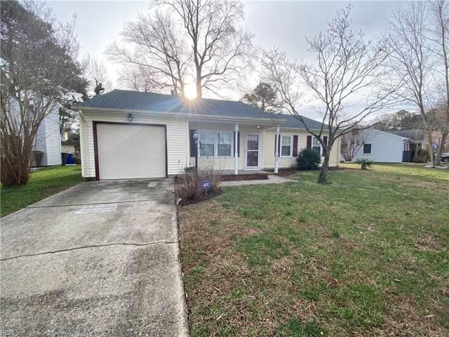 694 Carywood Ln, Newport News, VA 23602 (MLS #10296967) :: Chantel Ray Real Estate