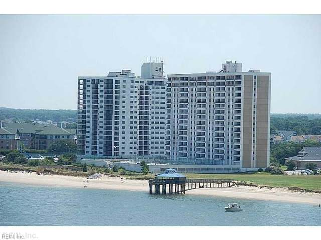 3300 Ocean Shore Ave #406, Virginia Beach, VA 23451 (#10296968) :: Atkinson Realty