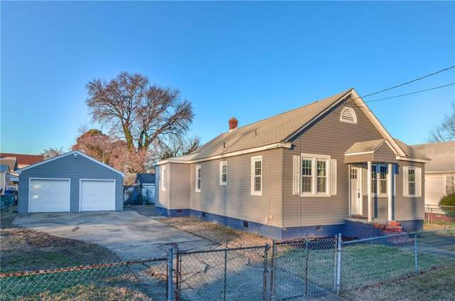 3211 Madison Ave, Newport News, VA 23607 (#10297094) :: Upscale Avenues Realty Group