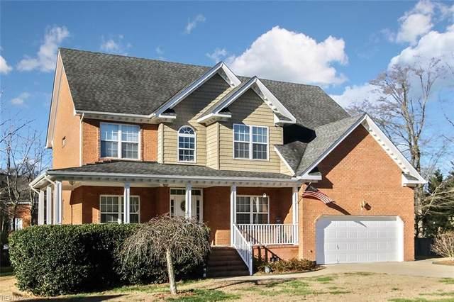 3353 Oyster Creek Dr, Suffolk, VA 23435 (MLS #10297281) :: Chantel Ray Real Estate