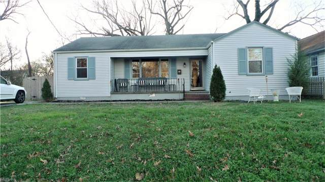 1540 Bainbridge Blvd, Chesapeake, VA 23324 (MLS #10297347) :: Chantel Ray Real Estate