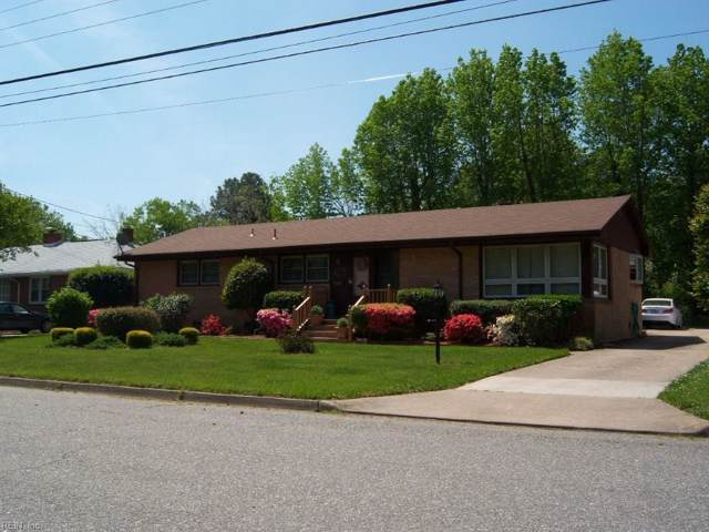 1105 Mary Peake Blvd, Hampton, VA 23666 (#10297426) :: RE/MAX Central Realty