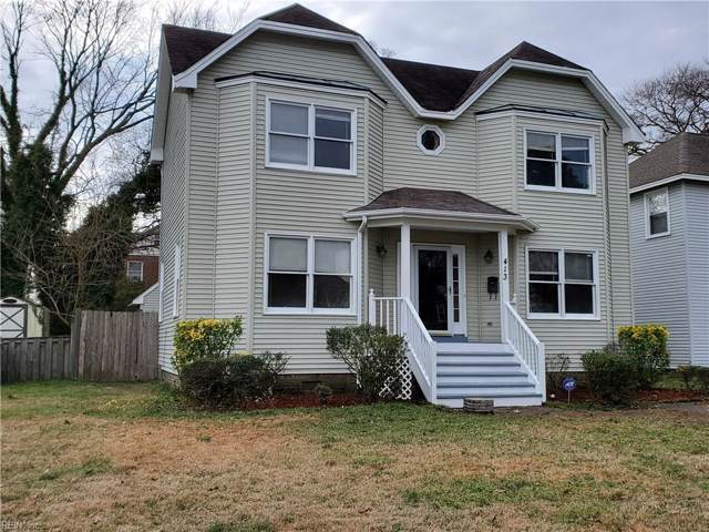413 Connecticut Ave, Norfolk, VA 23508 (MLS #10297445) :: Chantel Ray Real Estate