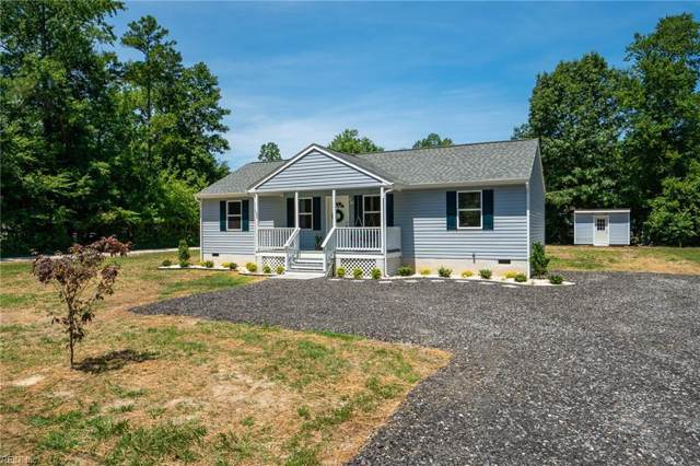 12576 Dogwood Trl, Gloucester County, VA 23061 (#10297474) :: Abbitt Realty Co.