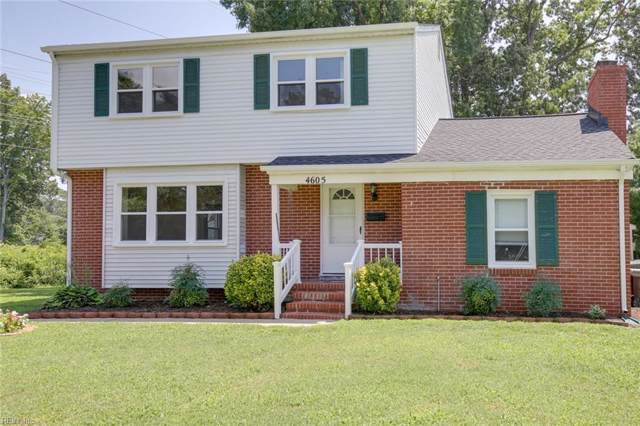 4605 Threechopt Rd, Hampton, VA 23666 (MLS #10298102) :: Chantel Ray Real Estate