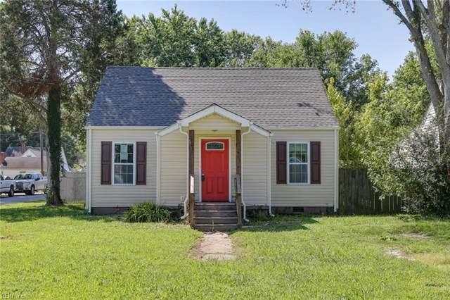 601 Chapel St, Hampton, VA 23669 (#10298175) :: Abbitt Realty Co.