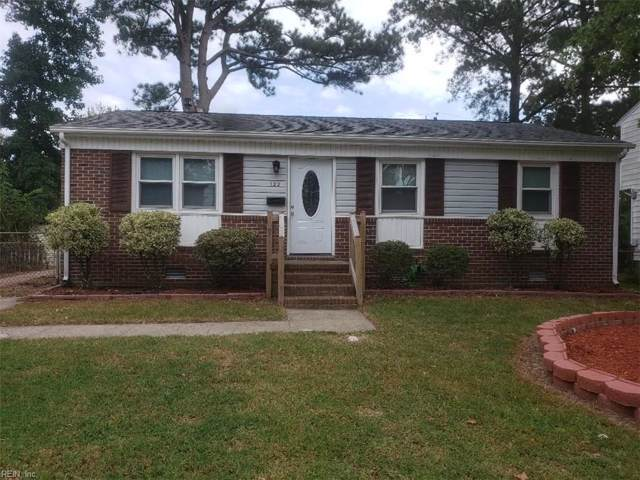 122 Alaric Dr, Hampton, VA 23664 (MLS #10298198) :: Chantel Ray Real Estate