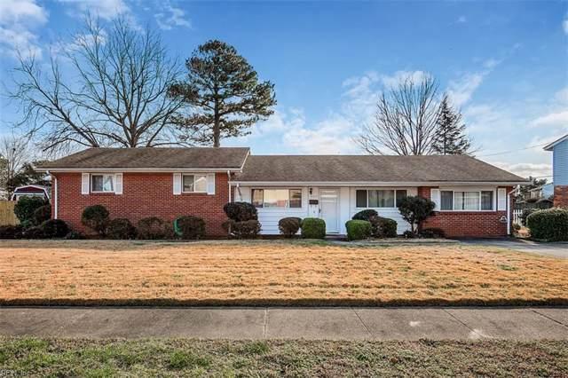 3317 Creekwood Rd, Norfolk, VA 23518 (MLS #10298360) :: Chantel Ray Real Estate