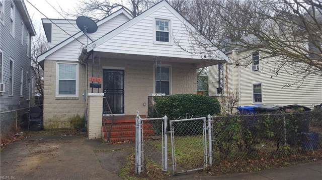 1525 Vine St, Norfolk, VA 23523 (MLS #10298400) :: Chantel Ray Real Estate