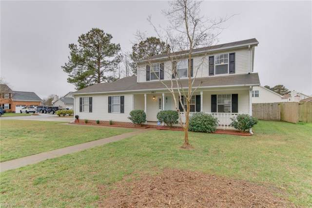 961 Wasserman Dr, Virginia Beach, VA 23454 (#10298656) :: Rocket Real Estate