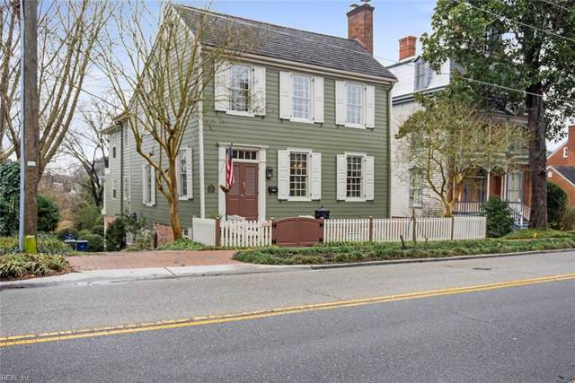 338 S Church St, Isle of Wight County, VA 23430 (#10298696) :: Berkshire Hathaway HomeServices Towne Realty