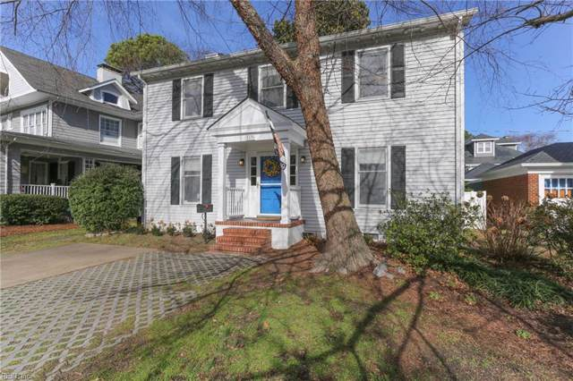 1136 Jamestown Cres, Norfolk, VA 23508 (MLS #10298806) :: Chantel Ray Real Estate