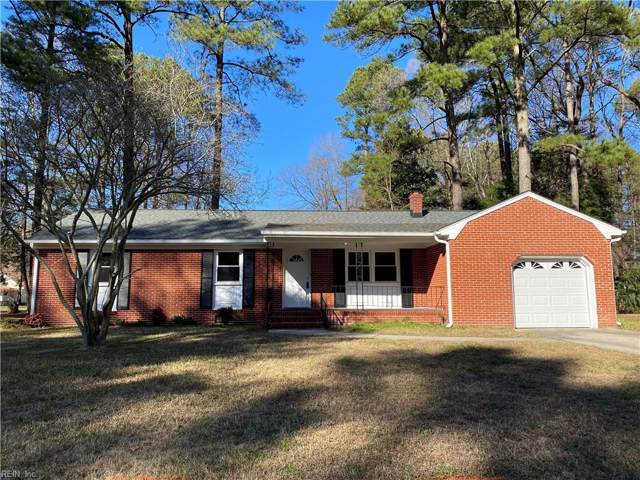 119 Winsome Haven Dr, York County, VA 23696 (#10298854) :: Atkinson Realty