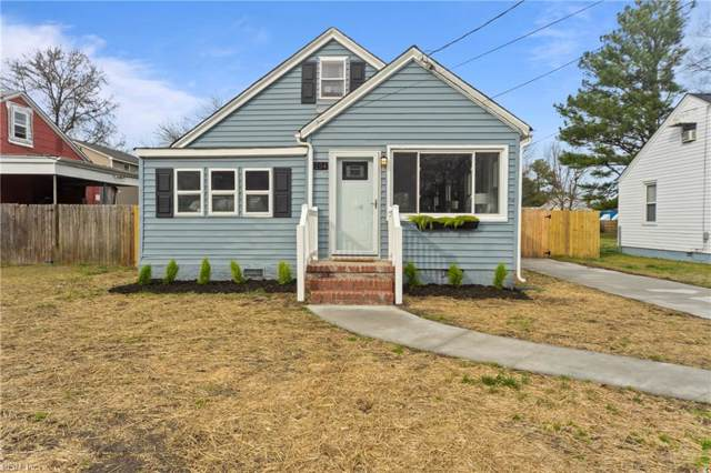 204 Charles Ave, Portsmouth, VA 23702 (MLS #10298935) :: Chantel Ray Real Estate