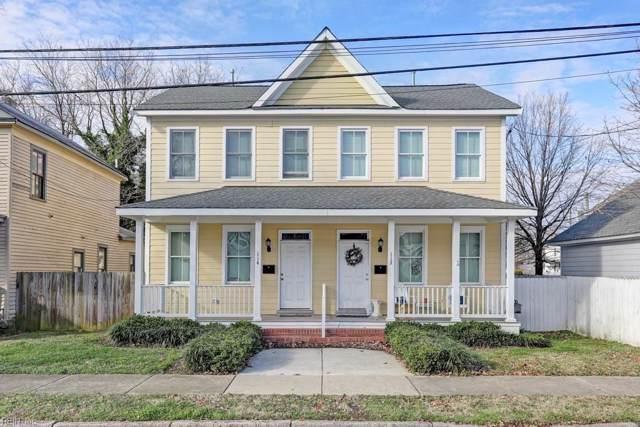 114 Linden Ave, Portsmouth, VA 23704 (MLS #10299025) :: Chantel Ray Real Estate