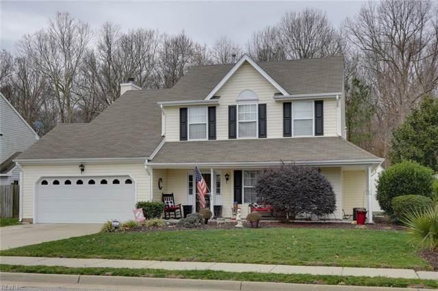 6 Saddle Ln, Hampton, VA 23666 (MLS #10299362) :: Chantel Ray Real Estate