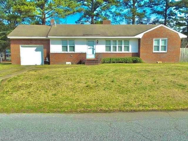 225 Charlotte Dr, Portsmouth, VA 23701 (MLS #10299513) :: Chantel Ray Real Estate