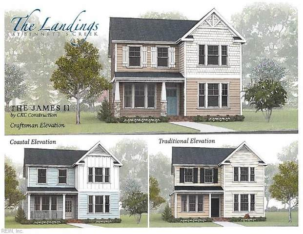 MM James In The Landings At Bennetts Creek, Suffolk, VA 23435 (#10299539) :: Berkshire Hathaway HomeServices Towne Realty