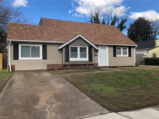 5538 Brickell Rd, Norfolk, VA 23502 (MLS #10299615) :: Chantel Ray Real Estate